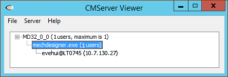 CMServer-viewer-users